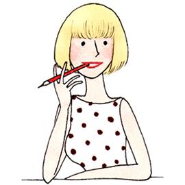 Illustration Kanako de Amandine