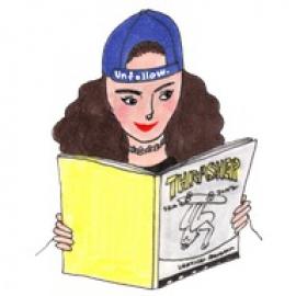 Illustration Kanako de Lola