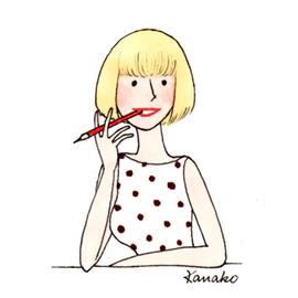 Illustration Kanako de Amandine