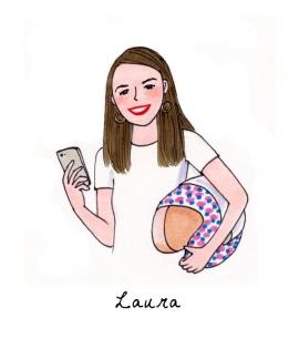 Illustration Kanako de Laura