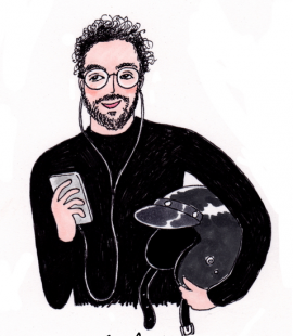 Illustration Kanako de Jules